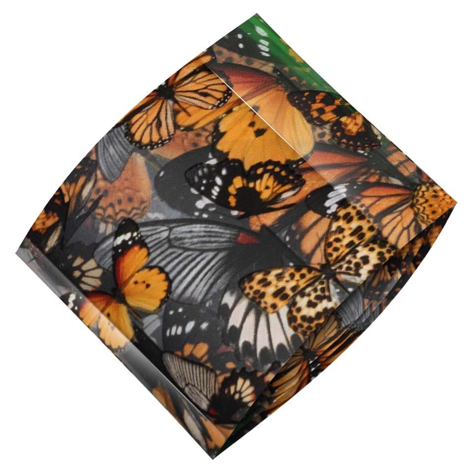 Folie de Transfer Unghii LUXORISE #415 Butterfly kitunghii.ro