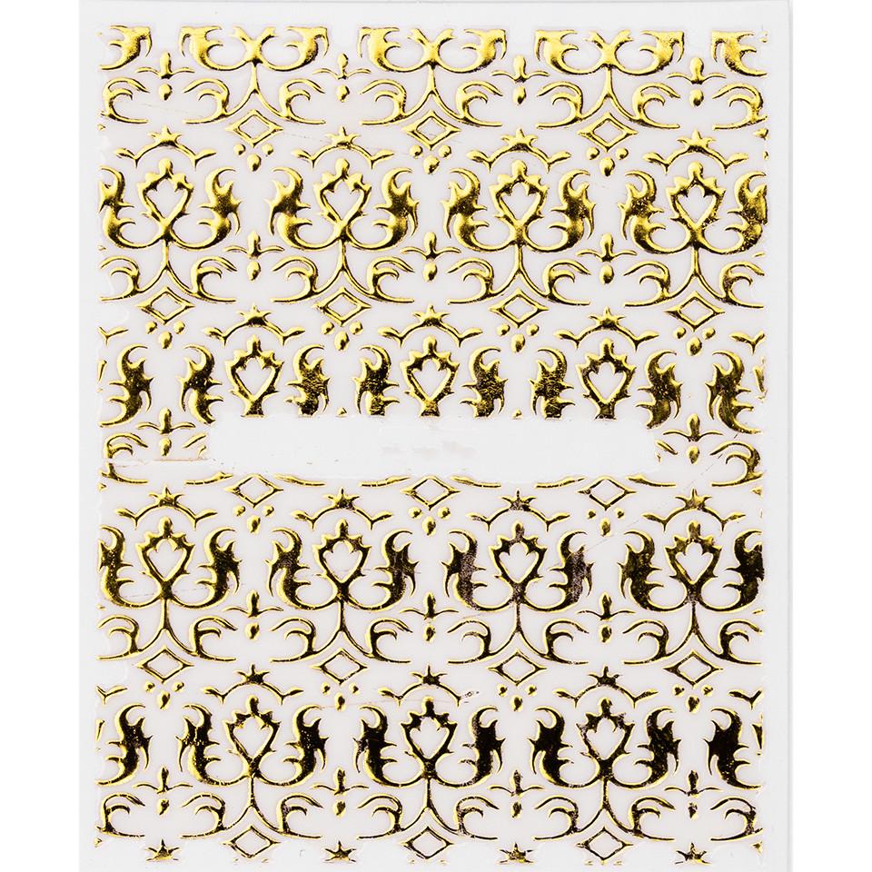 Folie Sticker 3D unghii - AD319 imagine produs