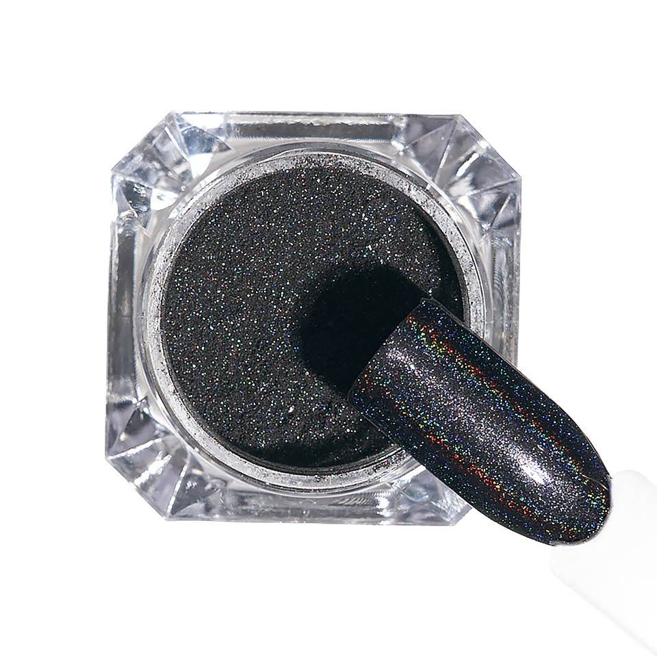 Pigment unghii Holografic #146 cu aplicator - LUXORISE imagine 2021 kitunghii
