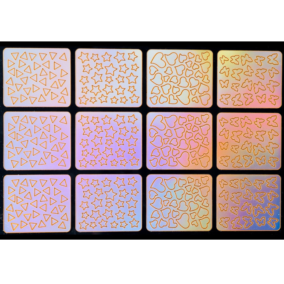 Sabloane Vinyl Unghii Crayola imagine 2021 kitunghii