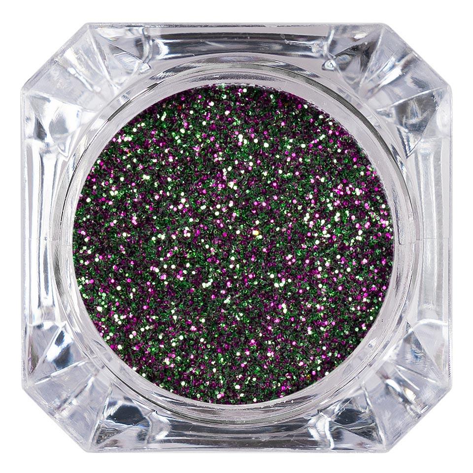 Sclipici Glitter Unghii Pulbere LUXORISE, Verve #57 poza