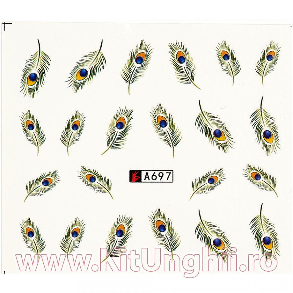 Tatuaj unghii A697