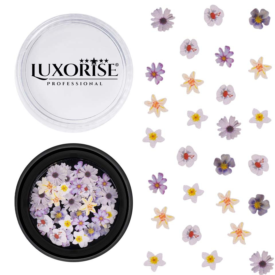 Decoratiune Unghii Nail Art Delights #14, LUXORISE imagine 2021 kitunghii