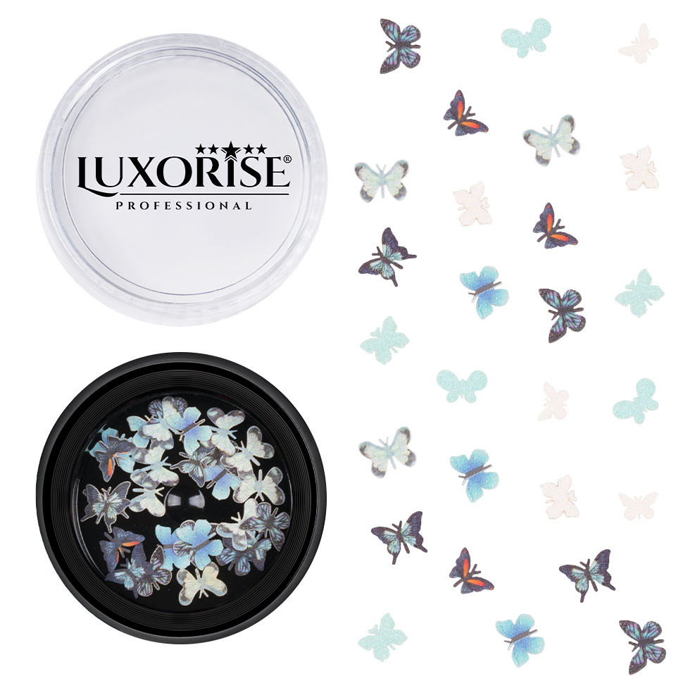 Decoratiune Unghii Nail Art Delights #49, LUXORISE imagine 2021 kitunghii