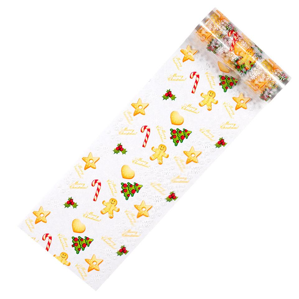 Folie de Transfer Unghii LUXORISE #355 Christmas Vibes kitunghii.ro