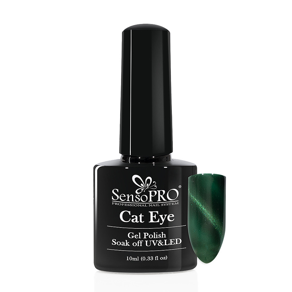 Oja Semipermanenta Cat Eye SensoPRO 10ml - #002 YourSpirit poza noua