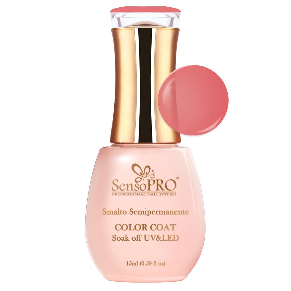 Oja Semipermanenta SensoPRO 15ml culoare - 003 Nude Rose imagine produs