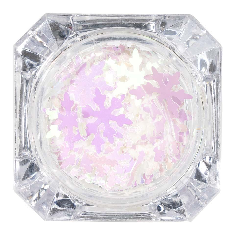 Paiete Unghii LUXORISE Snowflakes #05 kitunghii.ro