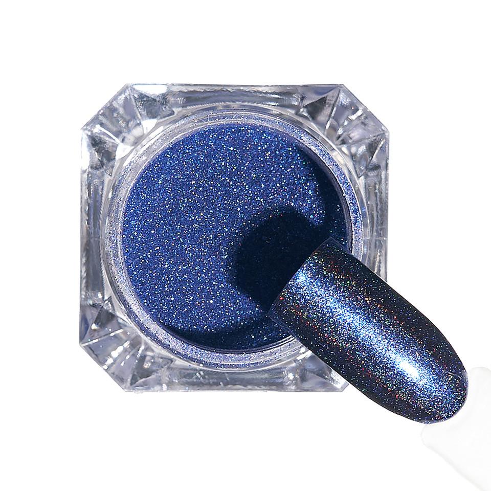 Pigment unghii Holografic #147 cu aplicator - LUXORISE imagine 2021 kitunghii