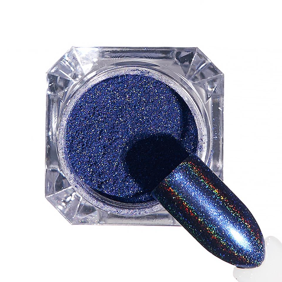 Pigment unghii Holografic #63 cu aplicator - LUXORISE imagine 2021 kitunghii