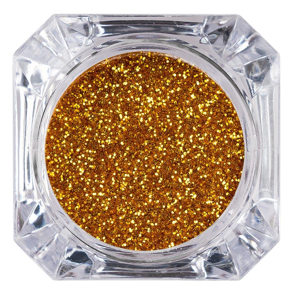 Sclipici Glitter Unghii Pulbere LUXORISE, Aramiu #38 imagine 2021 kitunghii