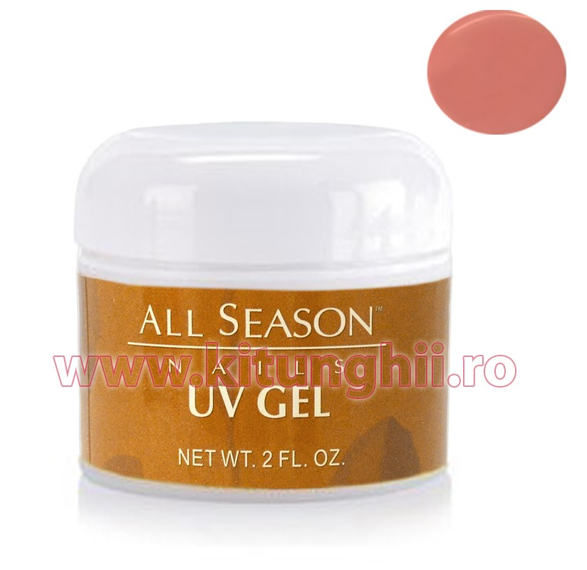 Gel Uv All Season Camuflaj #3 - Pink Cover, 56 Gr