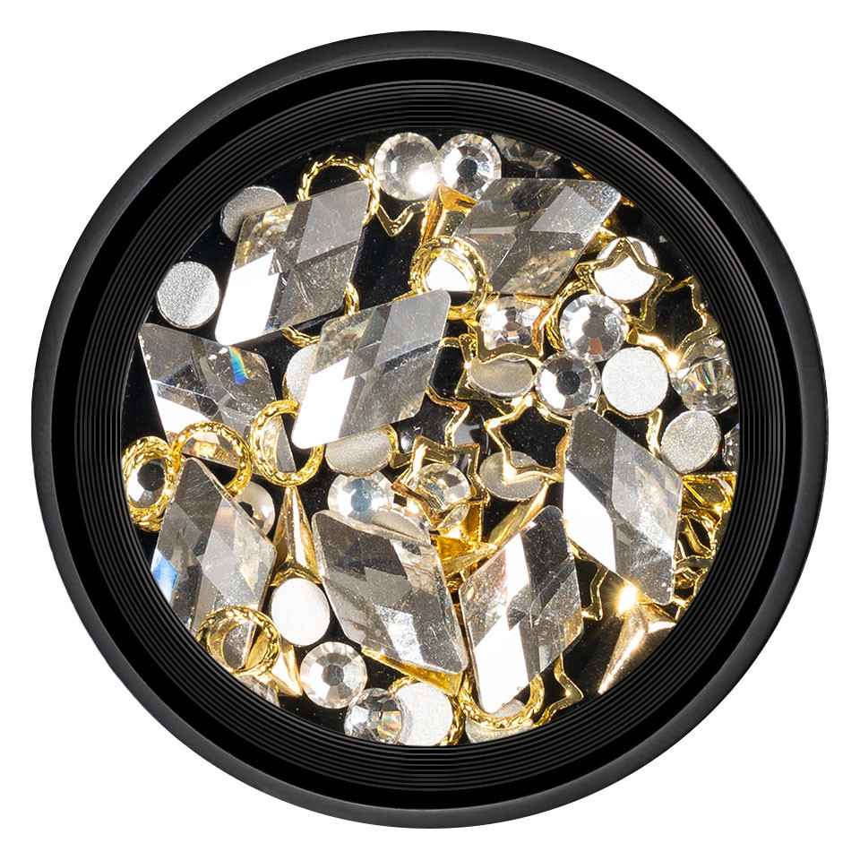 Cristale Unghii Royal Luxe #10 - LUXORISE Germania imagine 2021 kitunghii