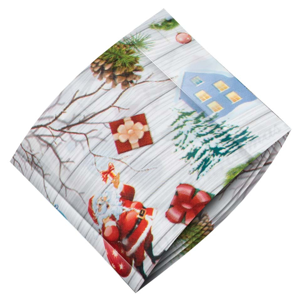 Folie de Transfer Unghii LUXORISE #407 Christmassy kitunghii.ro