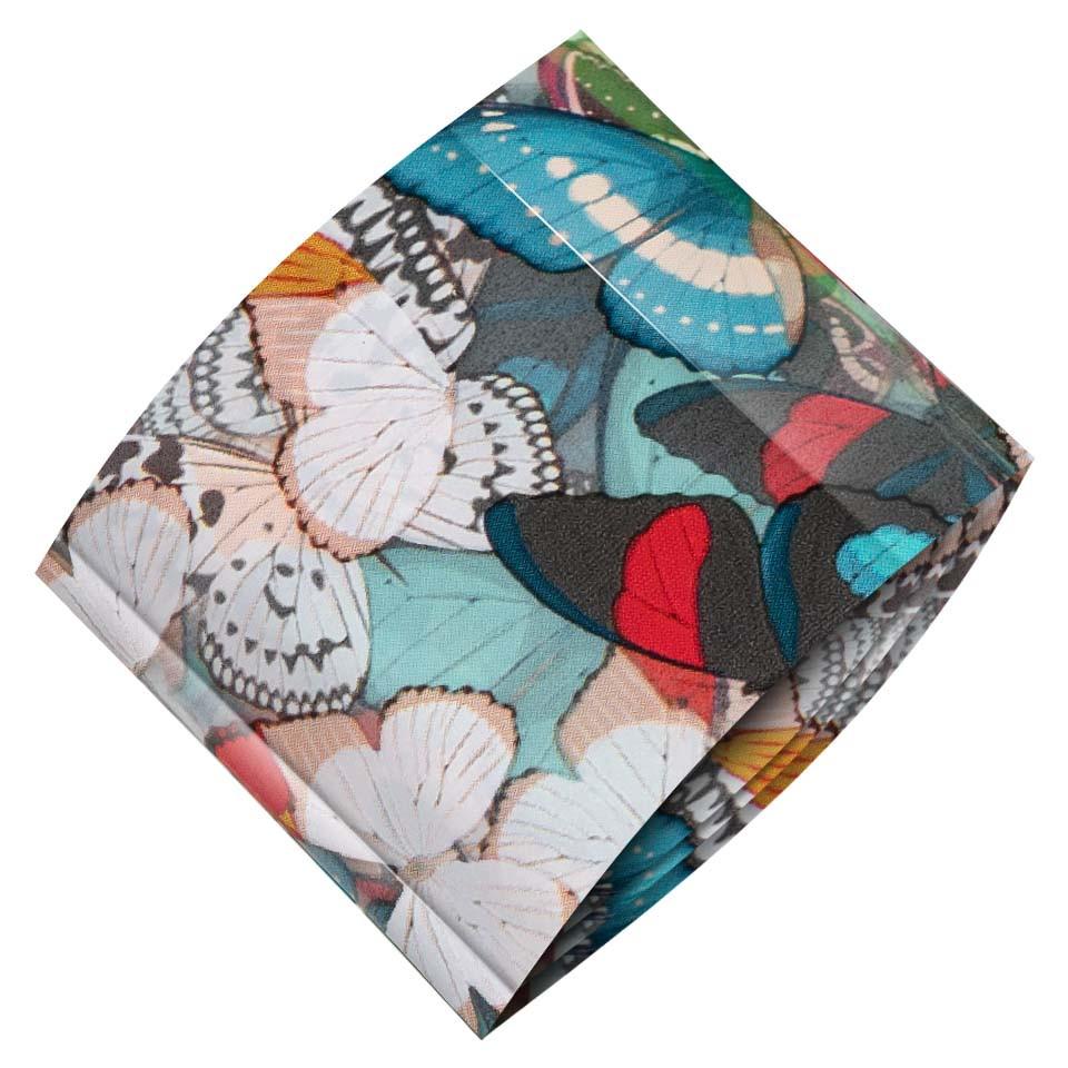 Folie de Transfer Unghii LUXORISE #417 Butterfly kitunghii.ro