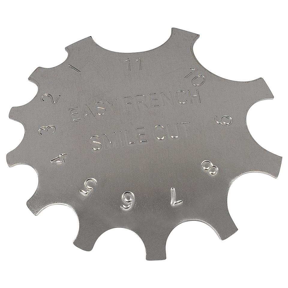 Rotita Metalica pentru french cu acryl #01 imagine 2021 kitunghii