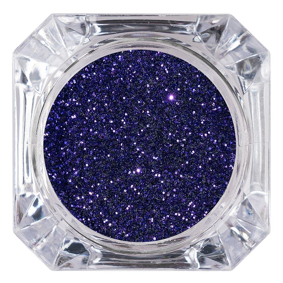 Sclipici Glitter Unghii Pulbere LUXORISE, Indigo #24 imagine 2021 kitunghii