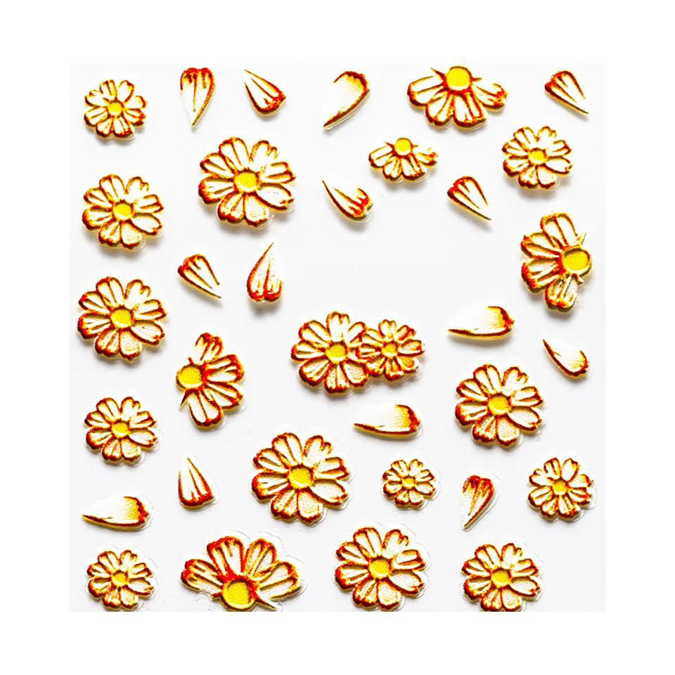 Sticker 3D Unghii LUXORISE Artistry LX005 kitunghii.ro