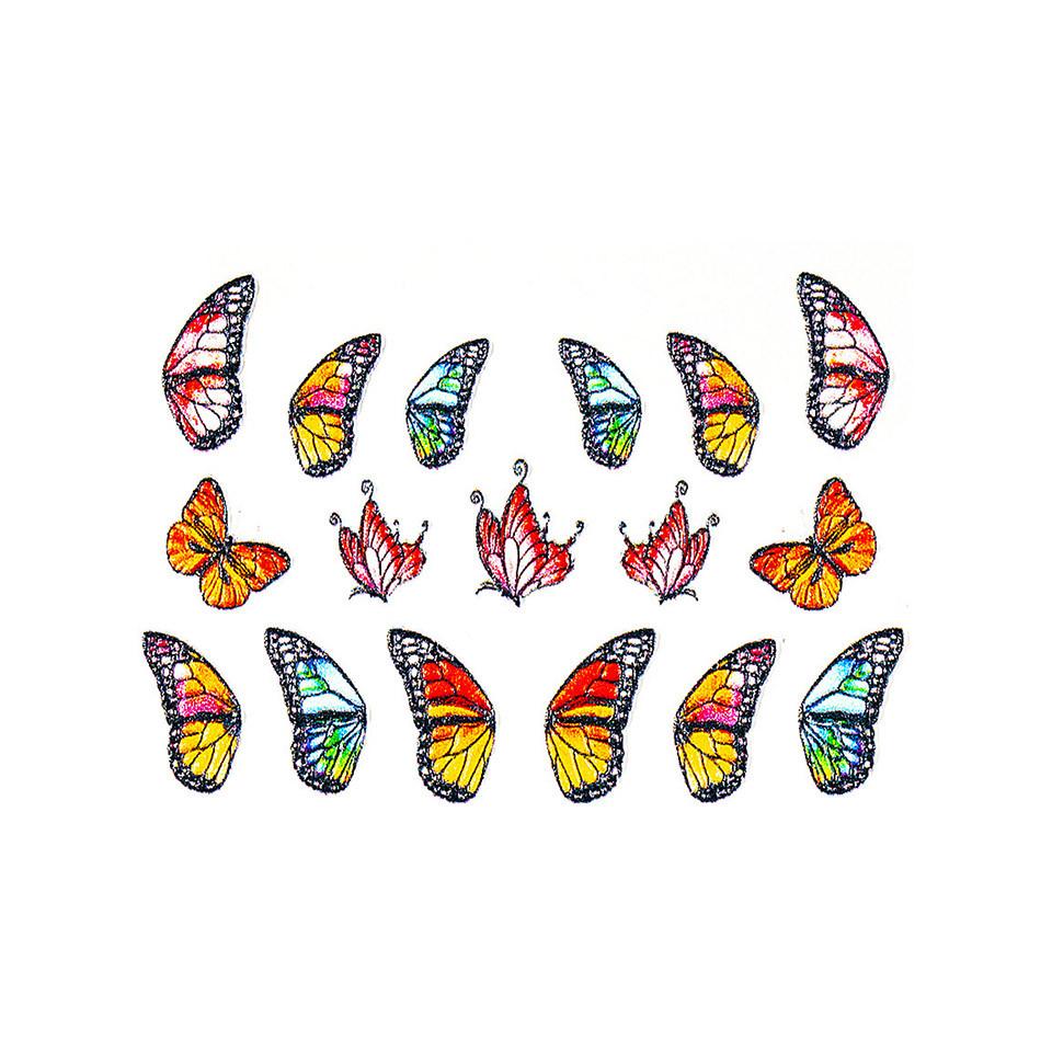 Tatuaj 3D Unghii LUXORISE 1007-71 kitunghii.ro