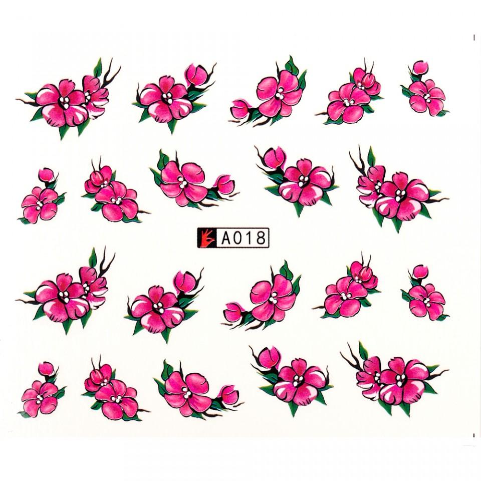 Tatuaj unghii A018
