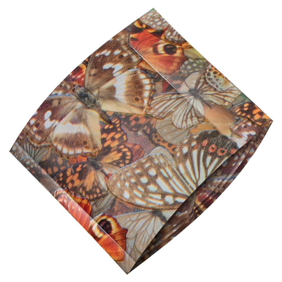 Folie de Transfer Unghii LUXORISE #418 Butterfly imagine 2021 kitunghii