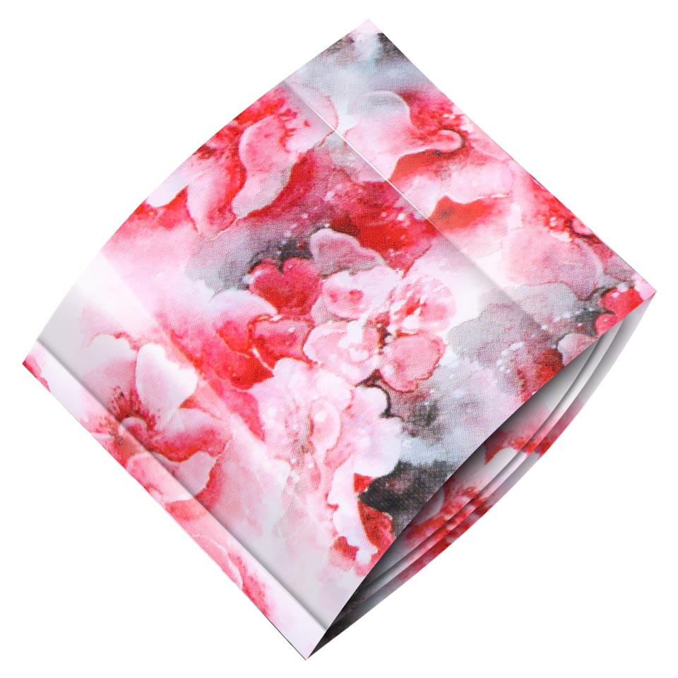 Folie de Transfer Unghii LUXORISE #448 Flower Mania kitunghii.ro