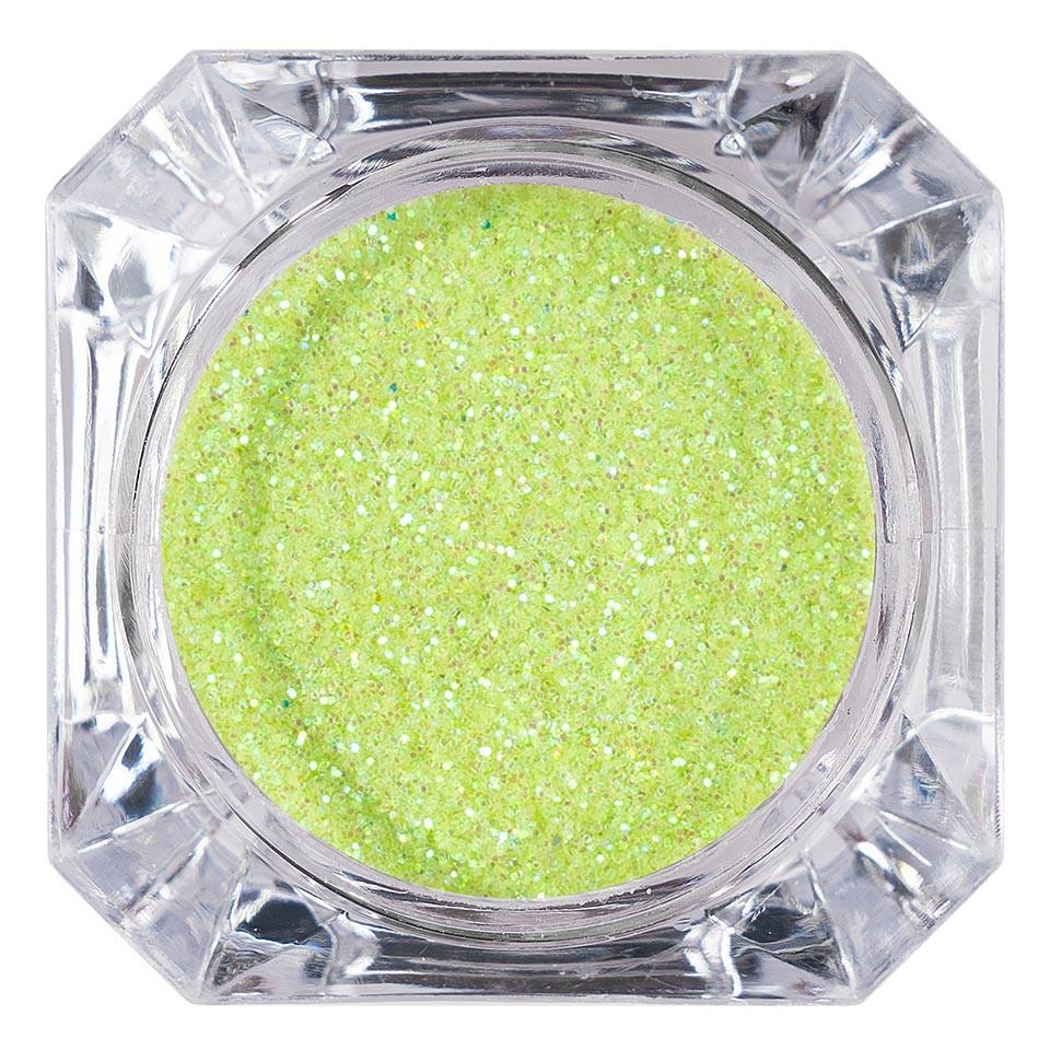 Sclipici Glitter Unghii Pulbere LUXORISE, Lime #16 imagine 2021 kitunghii