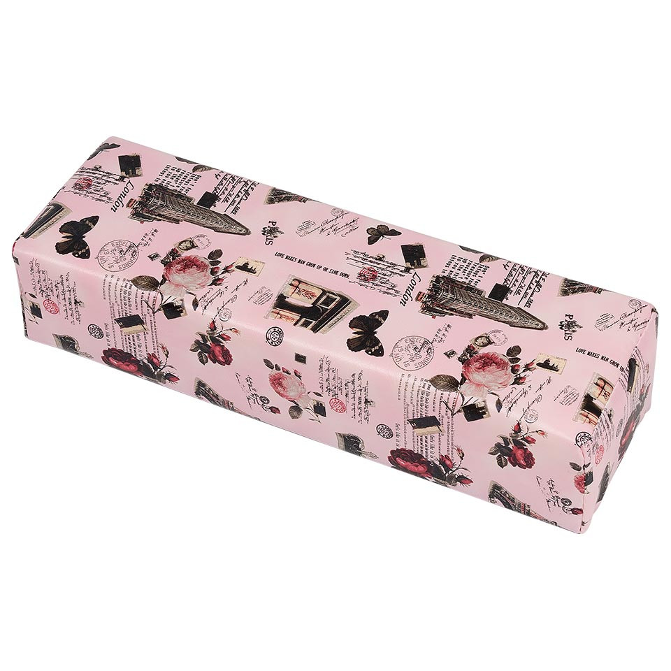 Suport Mana Manichiura Vintage Style Pink imagine 2021 kitunghii