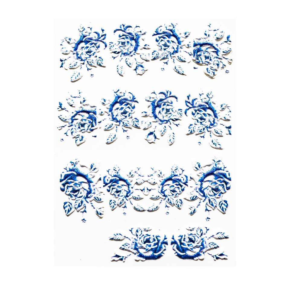 Tatuaj 3D Unghii LUXORISE Artistry LX095 kitunghii.ro
