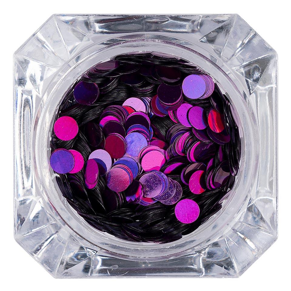 Confetti Unghii LUXORISE Colorful Spots #013