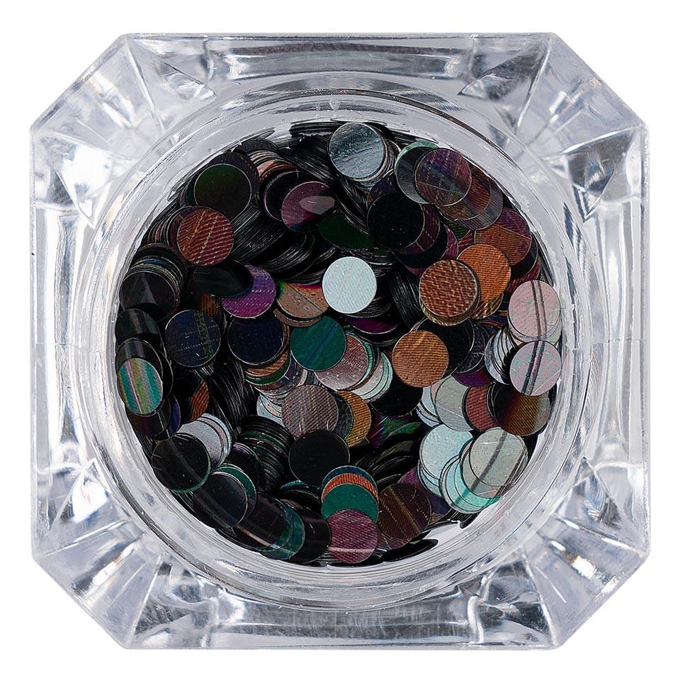 Confetti Unghii LUXORISE Colorful Spots #03 imagine 2021