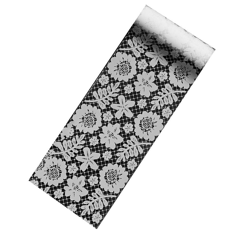 Folie de Transfer Unghii LUXORISE #264 Flower Lace imagine 2021 kitunghii