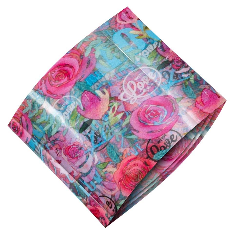 Folie de Transfer Unghii LUXORISE #467 Lovely Flowers