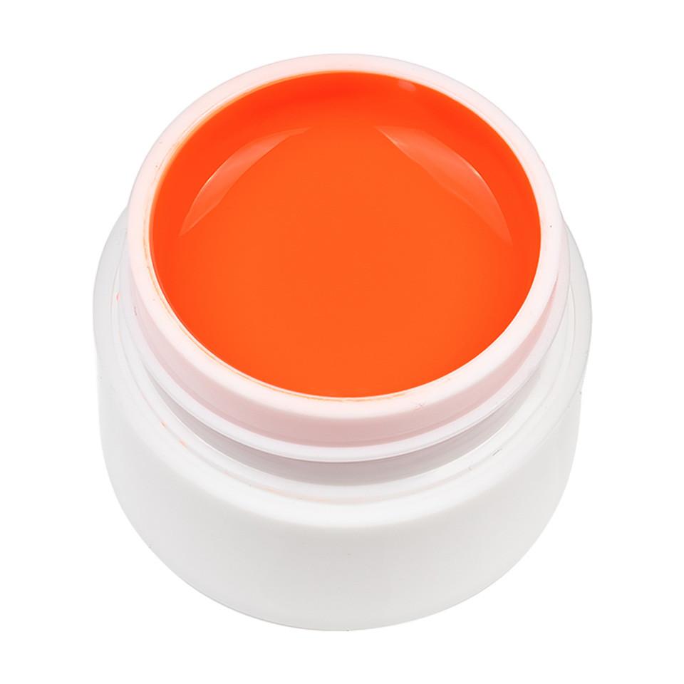 Gel UV Color ENS PRO #005 - Addicted to Orange imagine produs