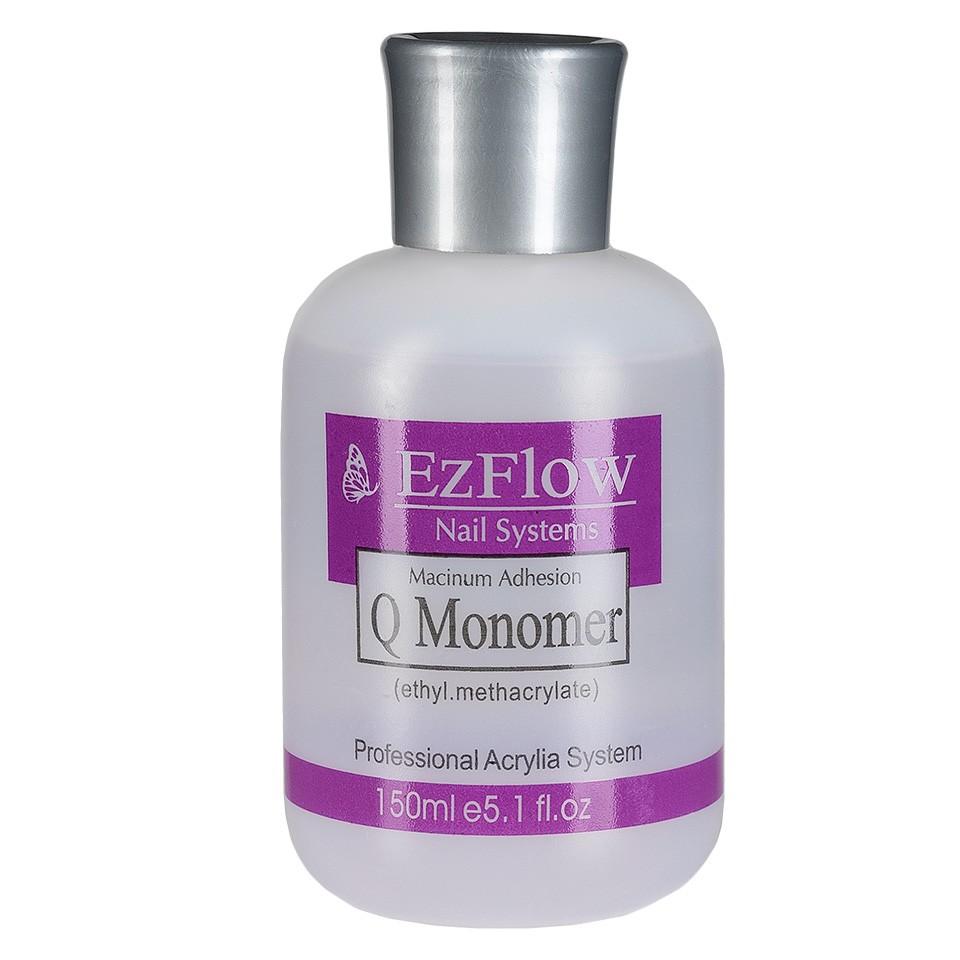 Monomer EzFlow 150 ml - Solutie profesionala pentru pudra acrilica kitunghii.ro