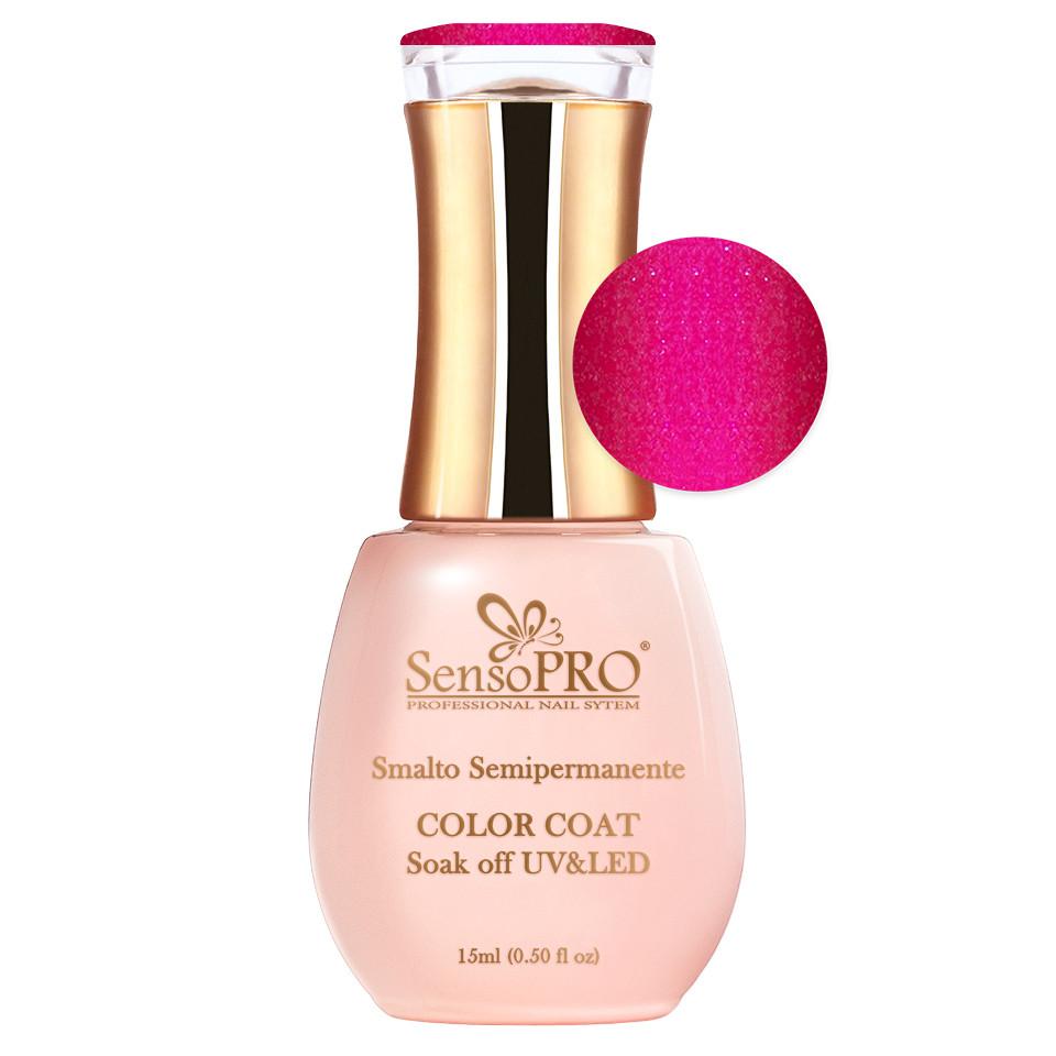 Oja Semipermanenta SensoPRO 15ml culoare Roz - 062-1 Elegant Rose imagine 2021 kitunghii