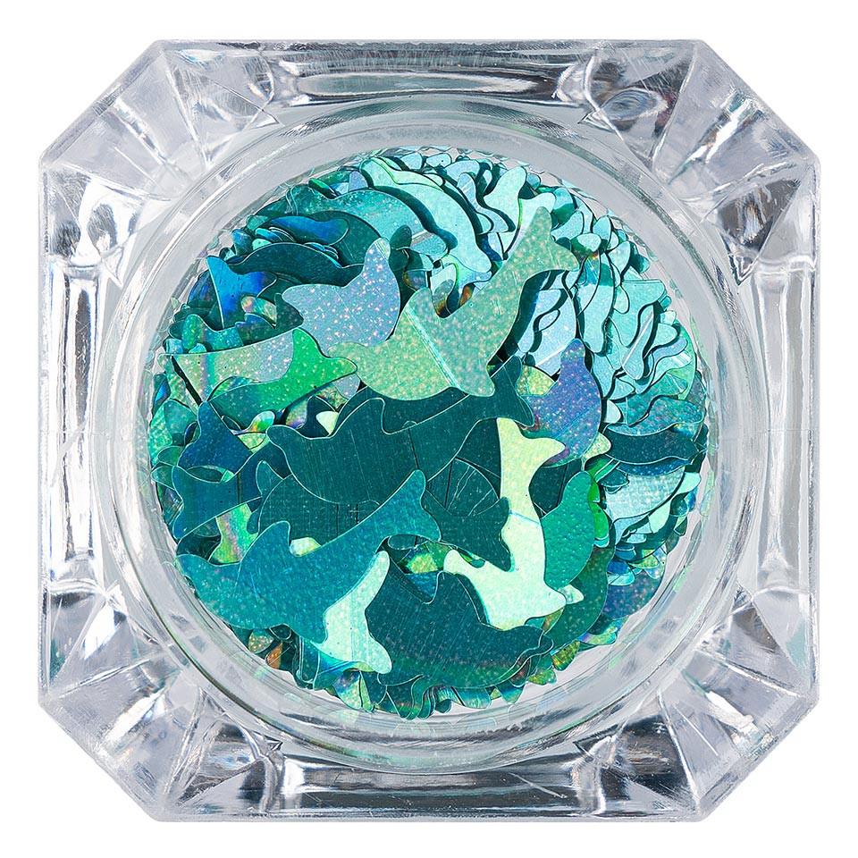 Paiete Unghii LUXORISE Sea Creatures #012 imagine 2021 kitunghii