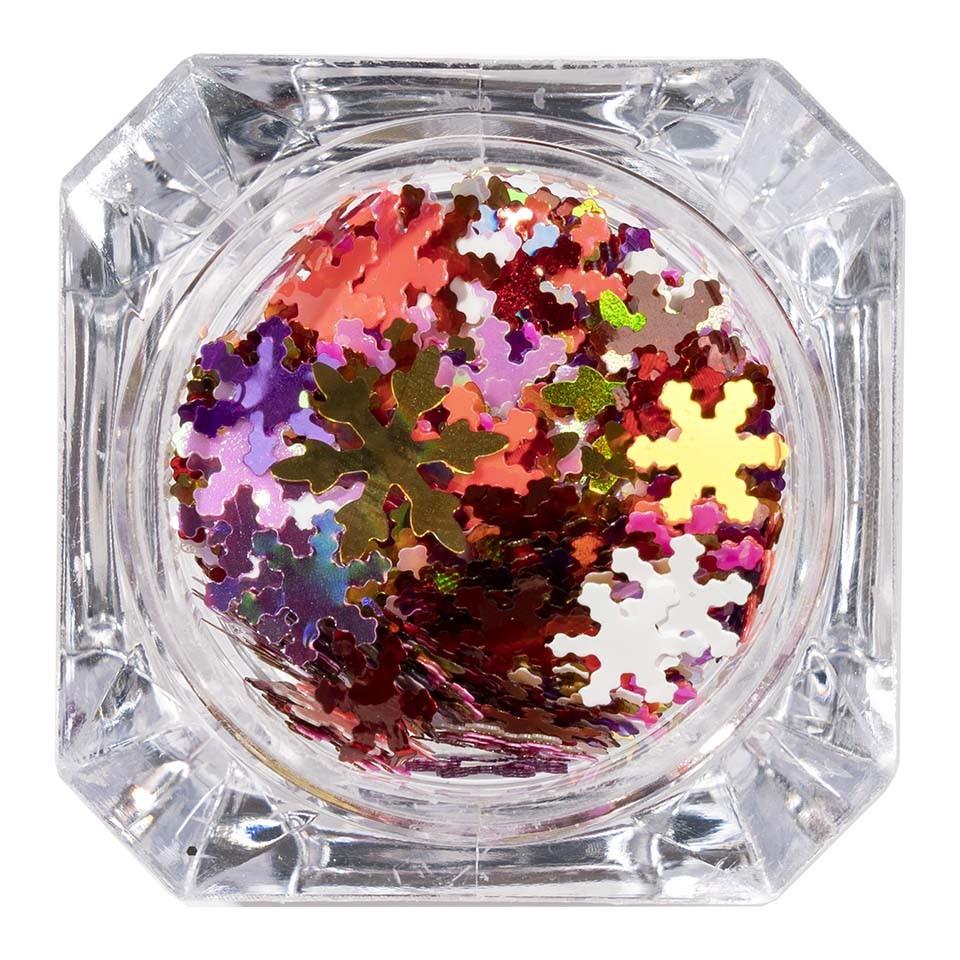 Paiete Unghii LUXORISE Snowflakes #06 kitunghii.ro