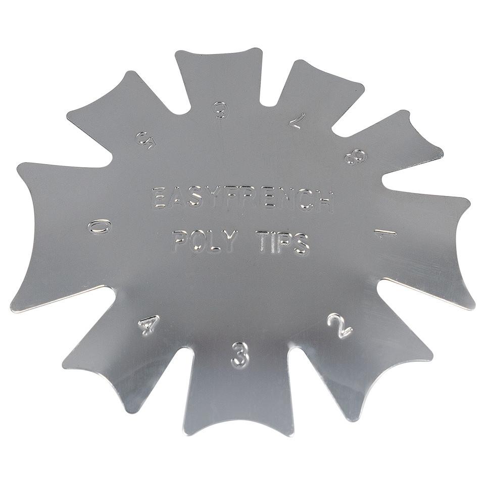 Rotita Metalica pentru french cu acryl #02 imagine 2021 kitunghii