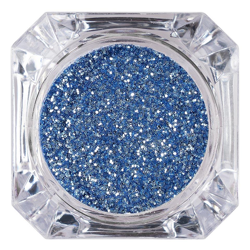 Sclipici Glitter Unghii Pulbere LUXORISE, Azure #13 imagine 2021 kitunghii