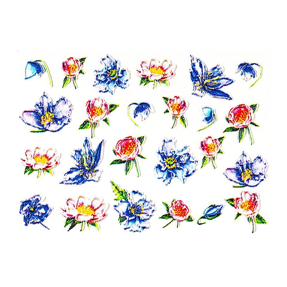 Tatuaj 3D Unghii LUXORISE 1107-34 kitunghii.ro