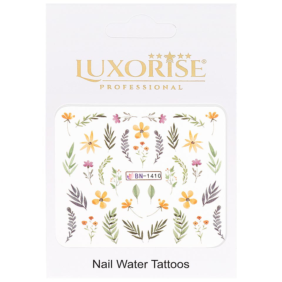 Tatuaj unghii LUXORISE, Nature BN-1410 kitunghii.ro