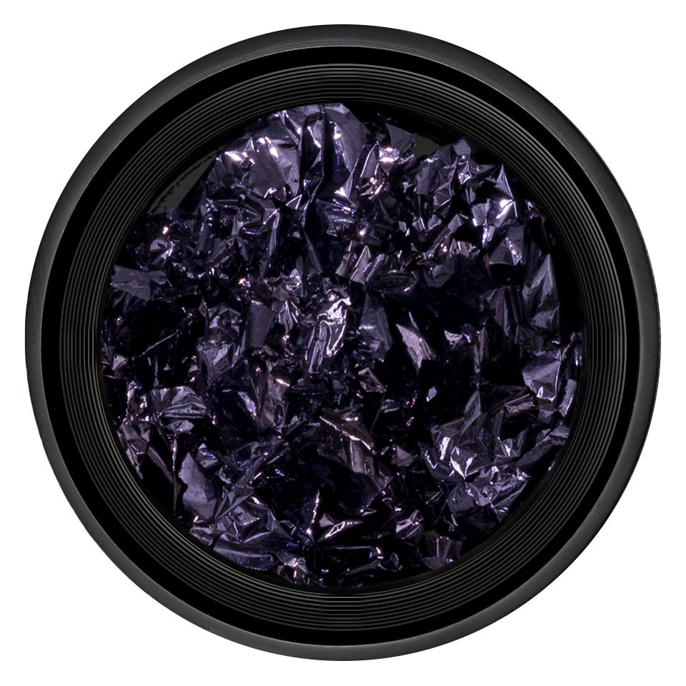 Foita Unghii LUXORISE - Unique Violet #09 imagine 2021 kitunghii