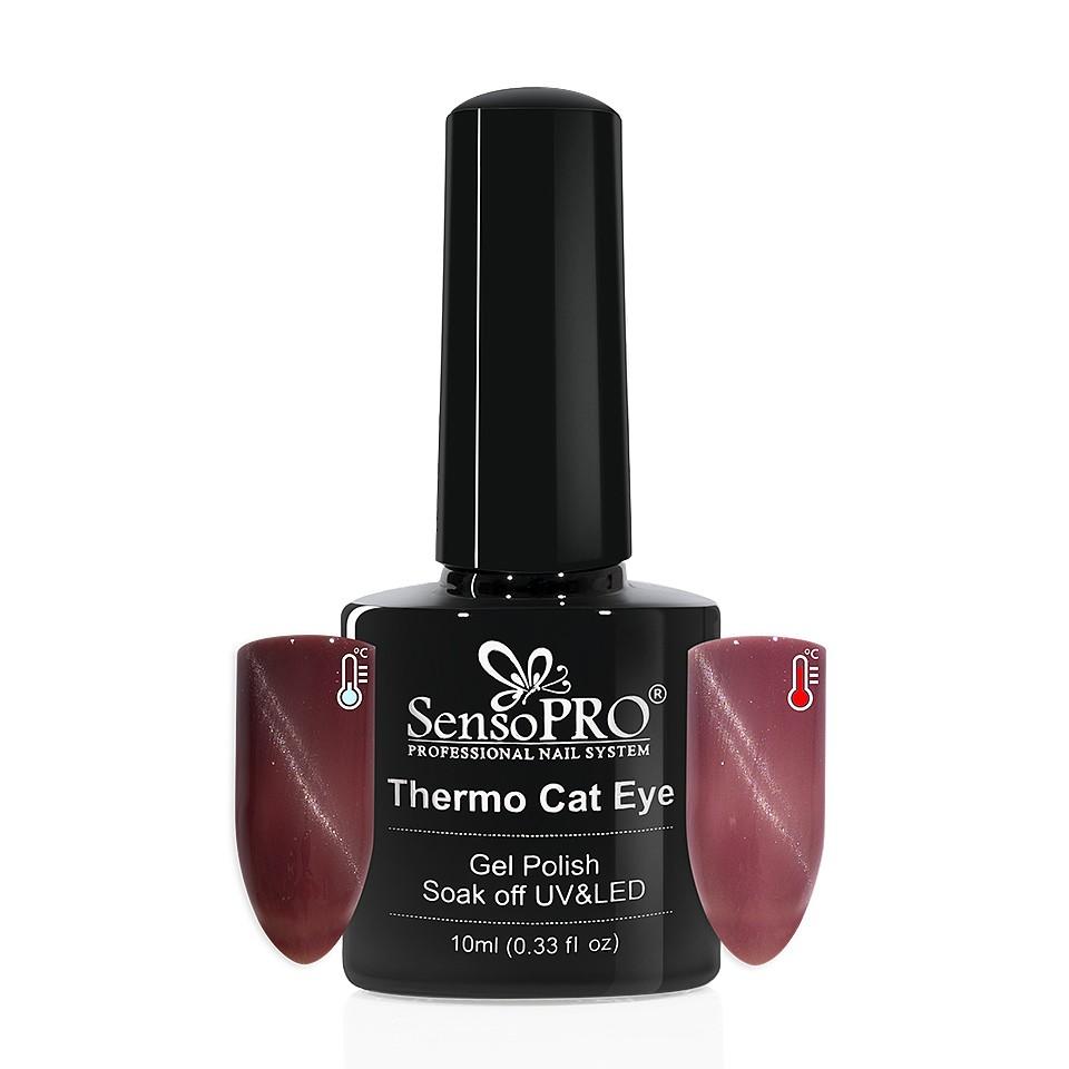 Oja Semipermanenta Thermo Cat Eye SensoPRO 10 ml, #07