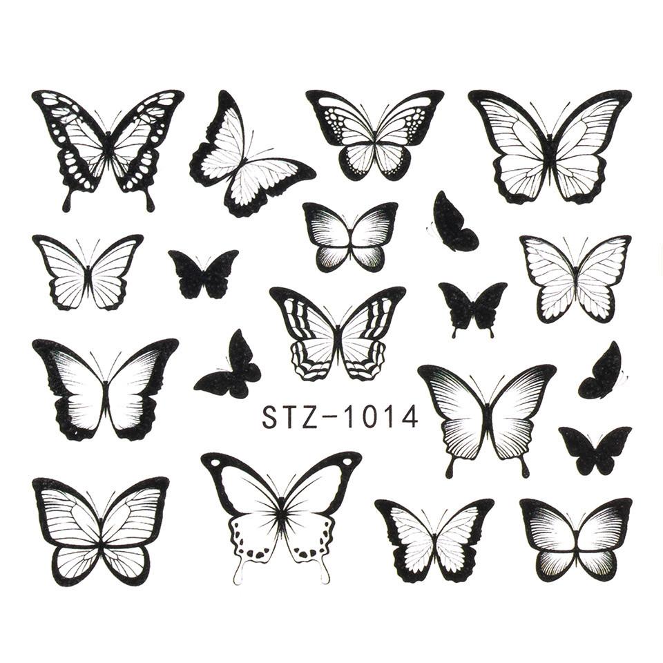 Tatuaj unghii SensoPRO Summer Challenge, model STZ-1014 kitunghii.ro