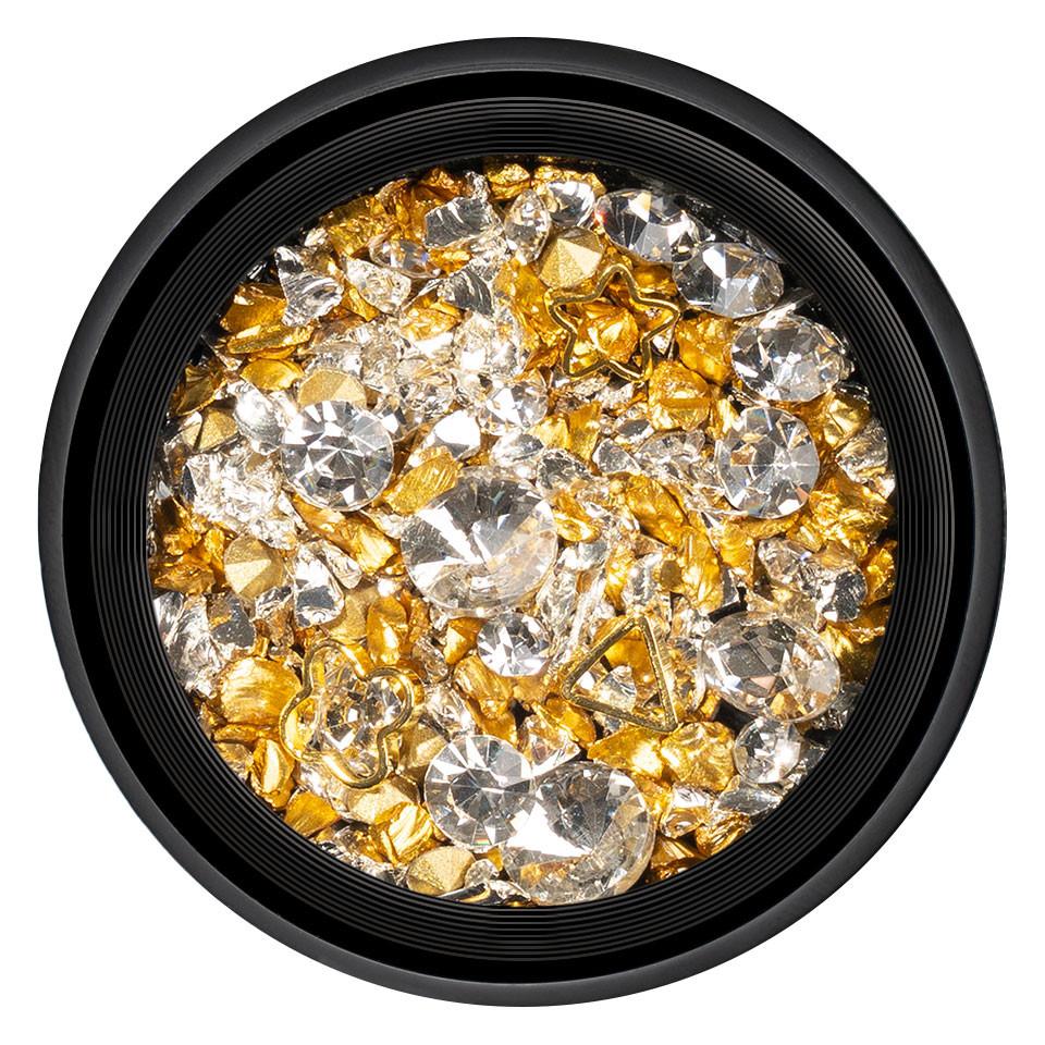 Cristale Unghii Royal Luxe #01 - LUXORISE Germania imagine 2021 kitunghii