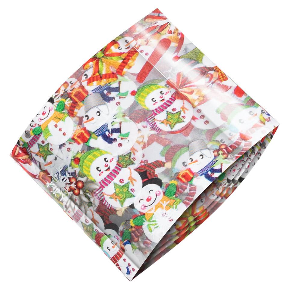 Folie de Transfer Unghii LUXORISE #435 Christmassy kitunghii.ro
