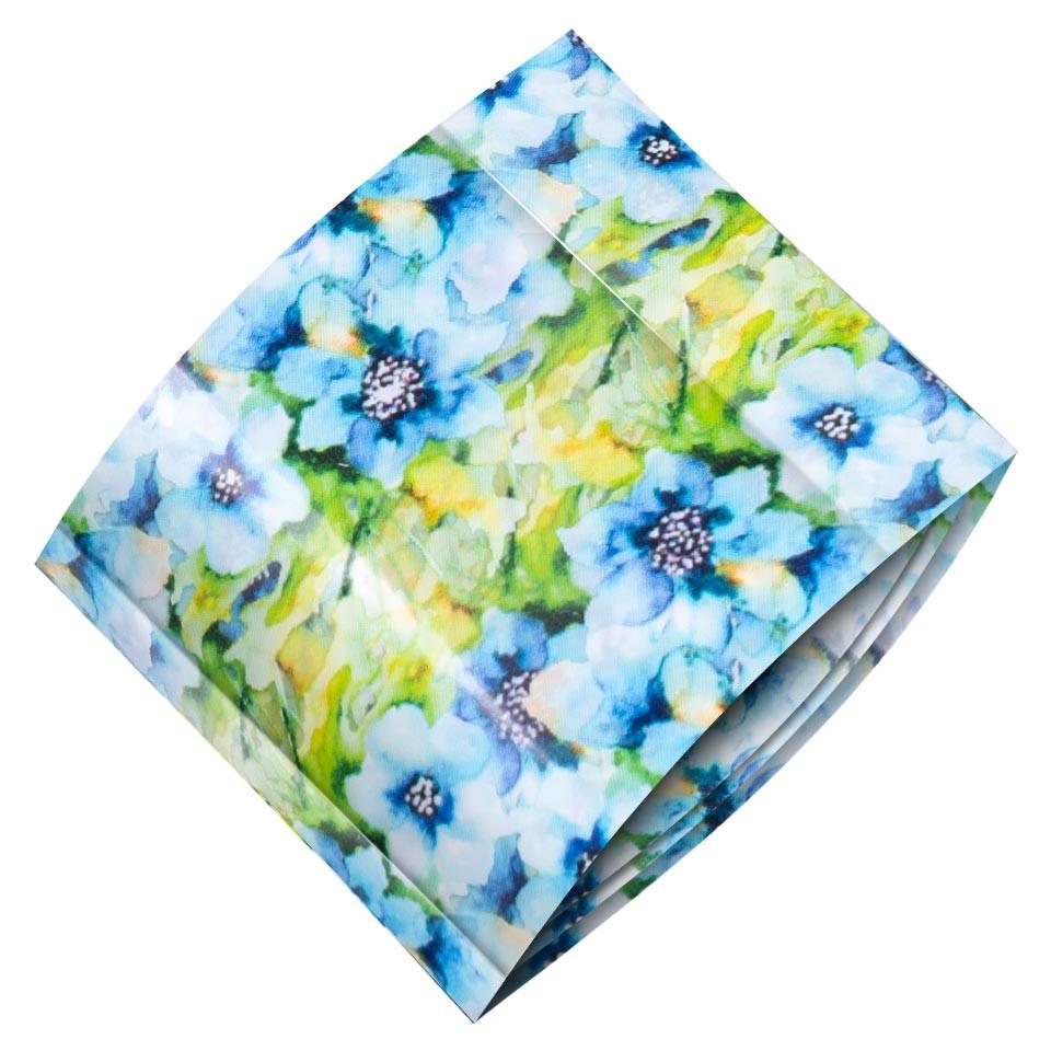 Folie de Transfer Unghii LUXORISE #441 Flower Mania kitunghii.ro