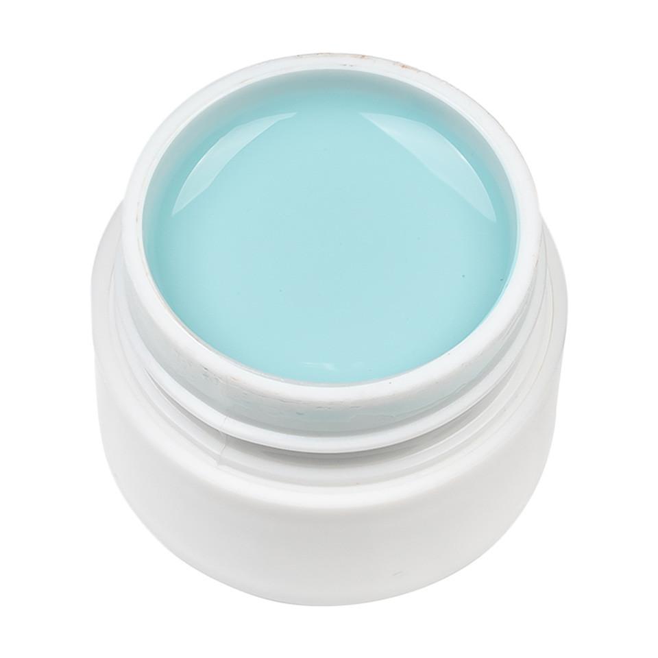 Gel UV Color ENS PRO Albastru #026 - Powder Blue imagine produs