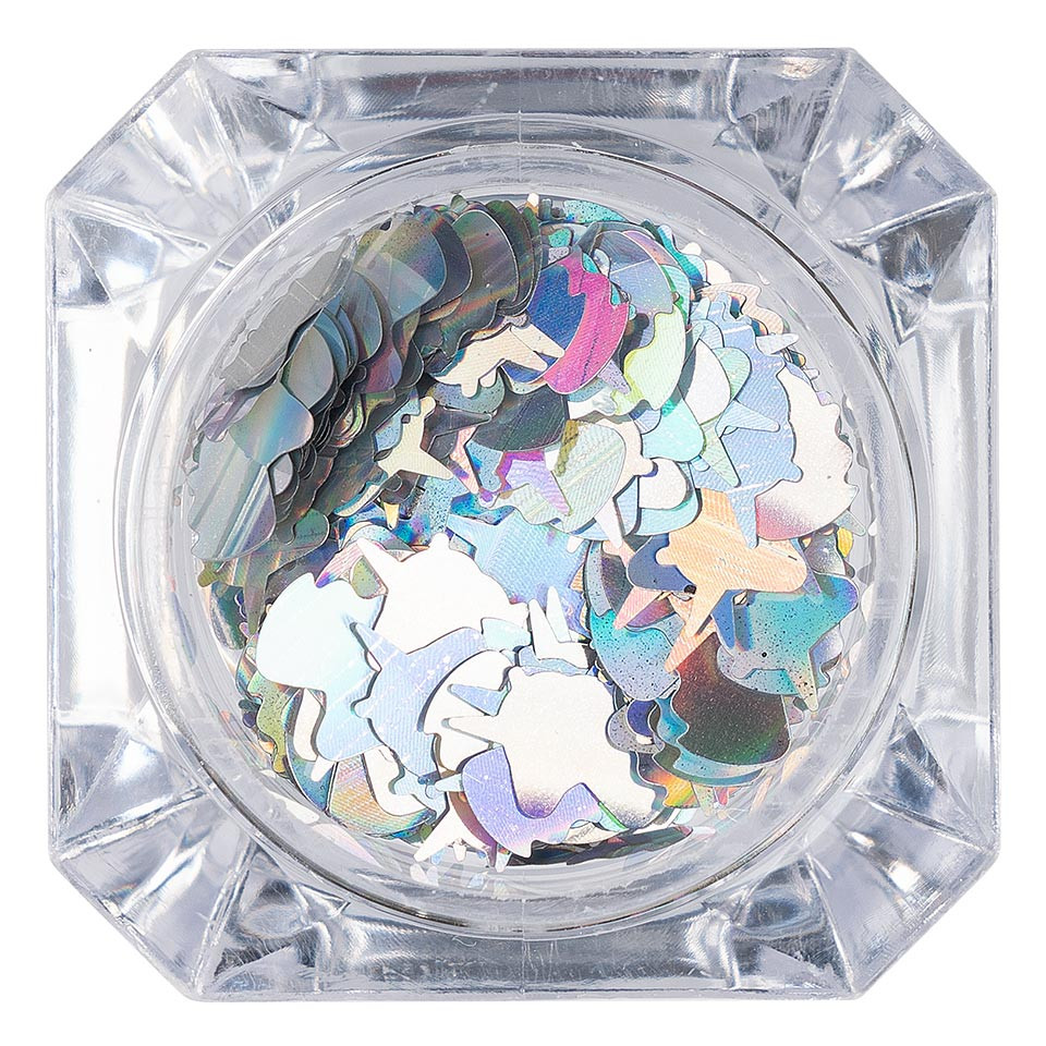 Paiete Unghii LUXORISE Dreamy Unicorn #12 kitunghii.ro
